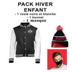 Pack hiver enfant