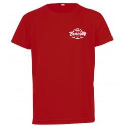 T-shirt enfant polyester...