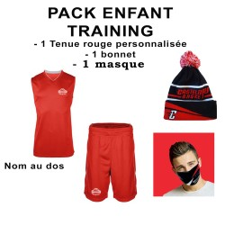 Pack enfant training